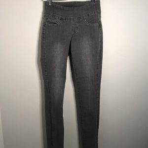 Jag Jeans High Rise Skinny Size 2